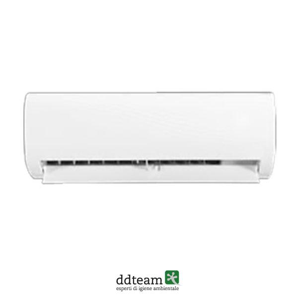 sanificazione impianti dell'aria condizionata ddteam